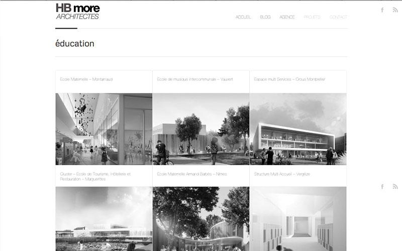 HB More Architecte